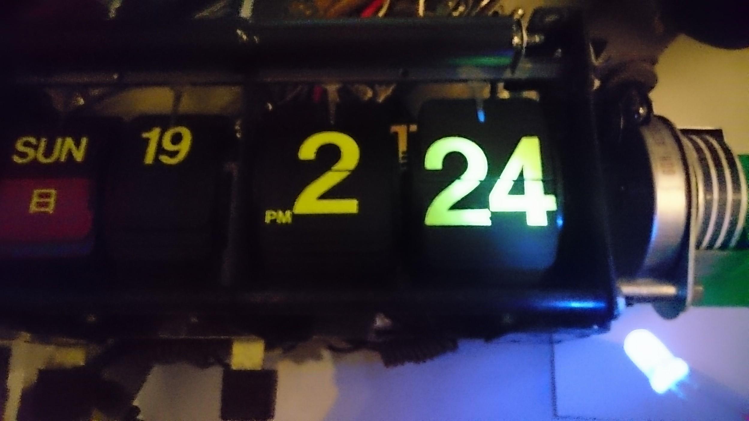 A comparison between UV LED´s wavelength  - Flip Clock Fans