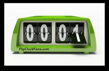 Can you call a flip clock an analog clock? - Flip Clock Fans Forum